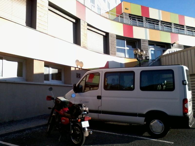 une 251 en route vers l'Ardèche. 20181015
