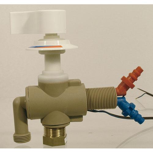Cherche contacteur de robinet salle d'eau sur Eriba 580 I110