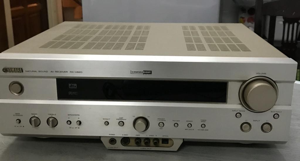Yamaha AV Receiver RX-V620, Electronics Tube, 邓丽君 CD Img_1210
