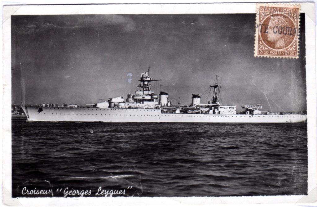 GEORGES LEYGUES (Croiseur) - Page 4 Img08610