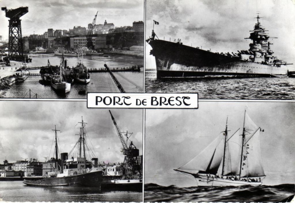 [Les ports militaires de métropole] Port de BREST - TOME 3 - Page 19 Img20510