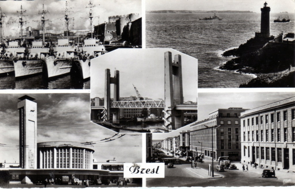 [Les ports militaires de métropole] Port de BREST - TOME 3 - Page 19 Img20710
