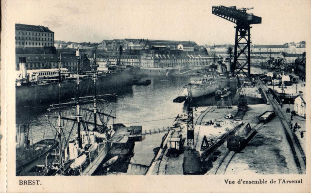 [Vie des ports] BREST Ports et rade - Volume 001 - Page 22 Img60310