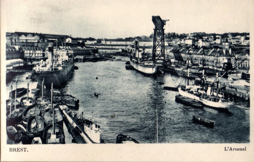 [Vie des ports] BREST Ports et rade - Volume 001 - Page 22 Img60410