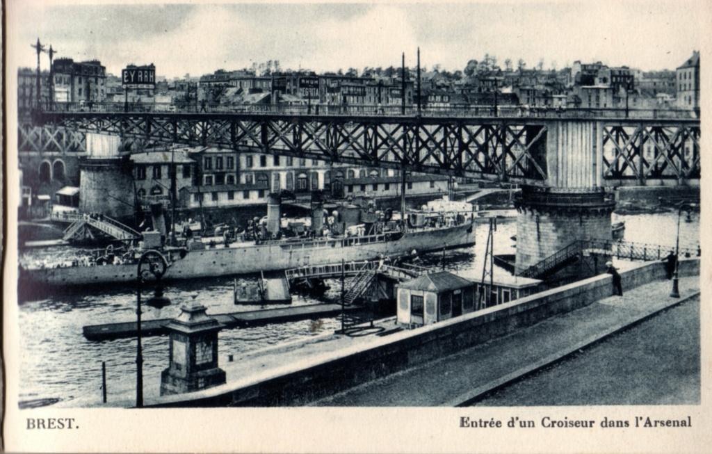 [Vie des ports] BREST Ports et rade - Volume 001 - Page 22 Img60510
