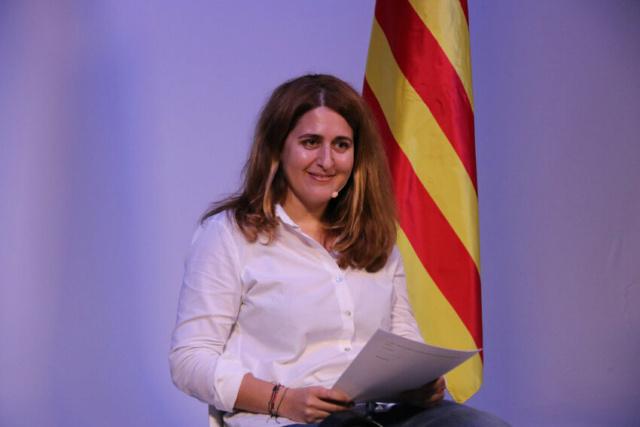 """[CDC] Marta Pascal: """"No nos vamos a quebrantar ante nuestros ideales por sillones"""" Marta_10"""