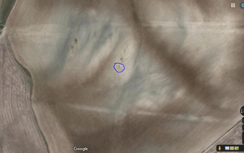 تحديد اماكن الدفائن والكنوز من خلال خرائط قوقل 211