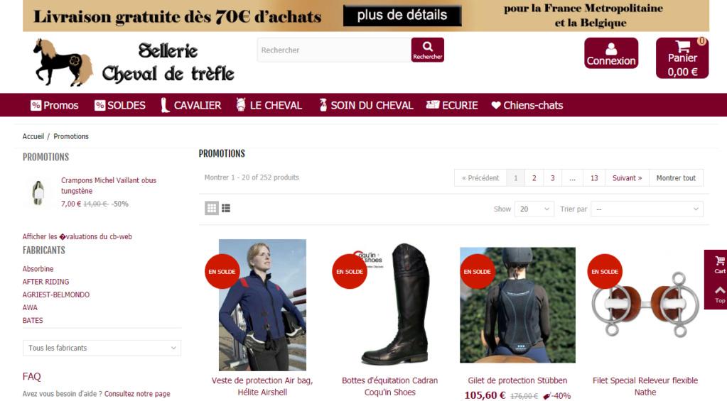 infos Boutiques (Promotions - Nouveautés - etc) Cdt10