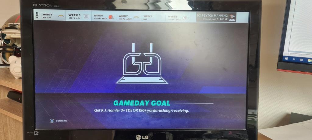 Breakout Game WR K.J Hamler -  Denver Broncos 20210410