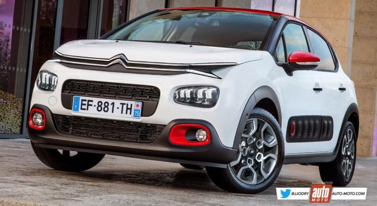 2016 - [SUJET OFFICIEL] Citroën C3 III [B618] - Page 6 Citroe23