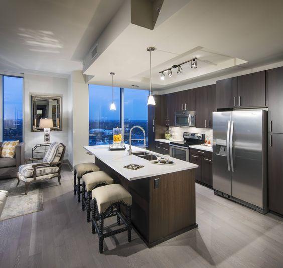 Wohnraum und Küche 77e19210