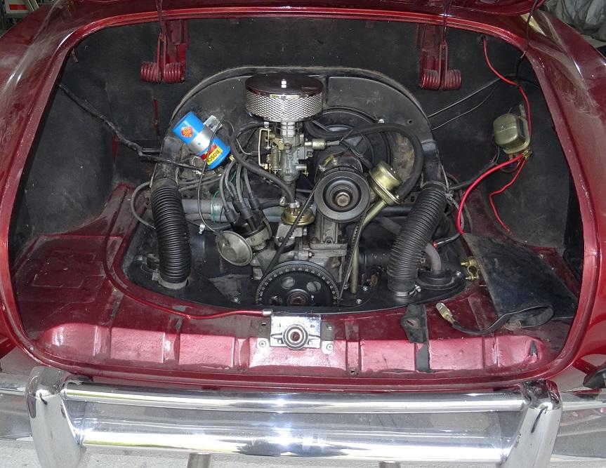 Karmann cabriolet 1968 brésilien - Page 4 10710