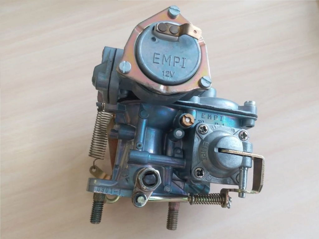 Carburateur EMPI 30PICT Carbur10