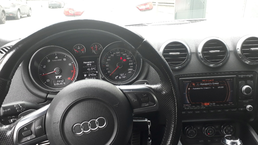 Présentation emmryu94 - Audi TT MK2 20190511