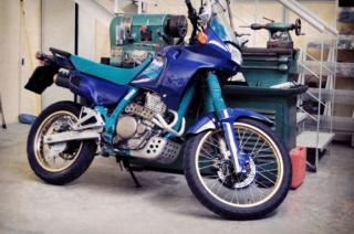 Votre première moto? Moto110