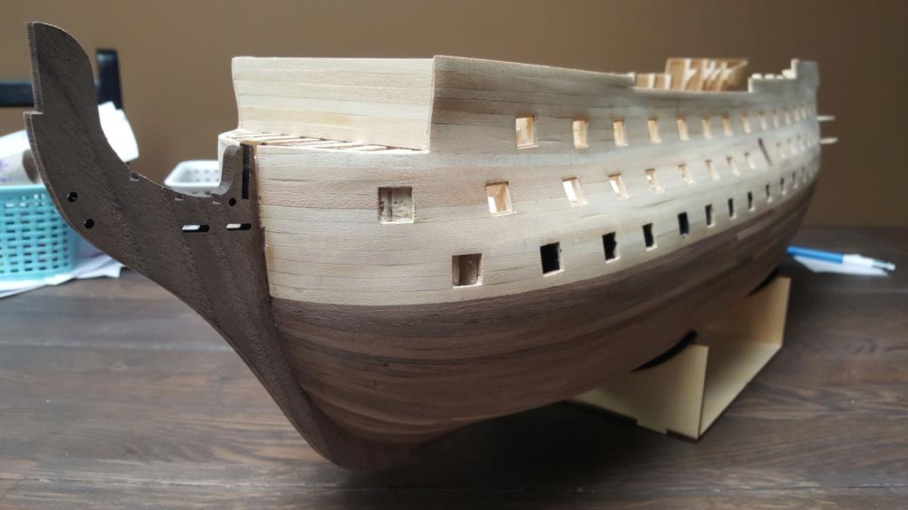 HMS Victory (Artesania Latina 1/84°) de orcafleches 20210311