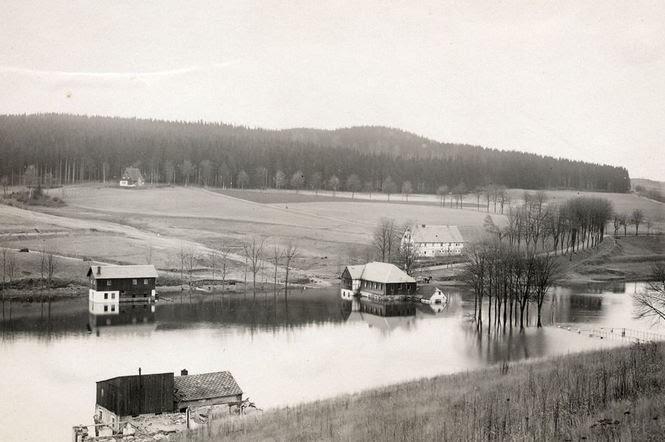Steinbrückmühle um 1925  3d001310