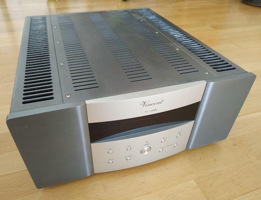Amplificador Integrado Vincent SV-238mk Classe A Images10