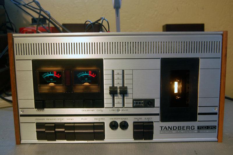 TANDBERG TCD 310 mkII Tandbe10