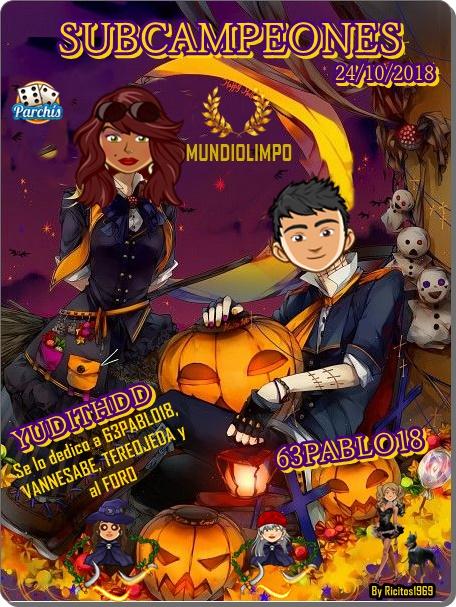 Ganadores Torneo de parchis 24/10/2018 Cd22ed11