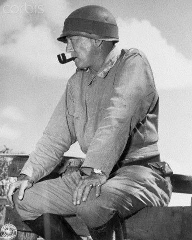 V - 6 juin, les pipes et tabacs débarquent !  Patton10