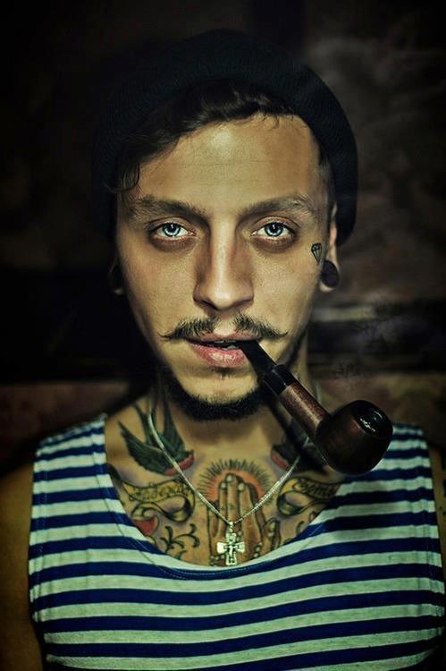 les pipeux tatoué  Tumblr16