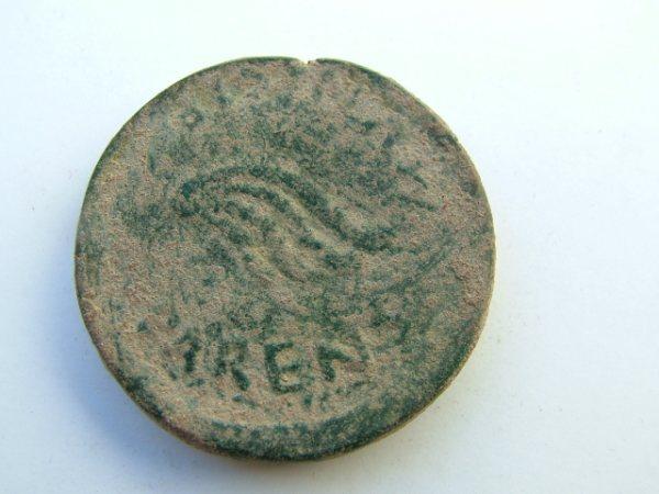 Imágenes a gran escala de pátinas y monedas falsas. Escalofriante (+18). 032-ga10