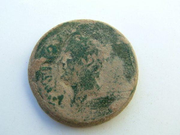 Imágenes a gran escala de pátinas y monedas falsas. Escalofriante (+18). 032-ga11