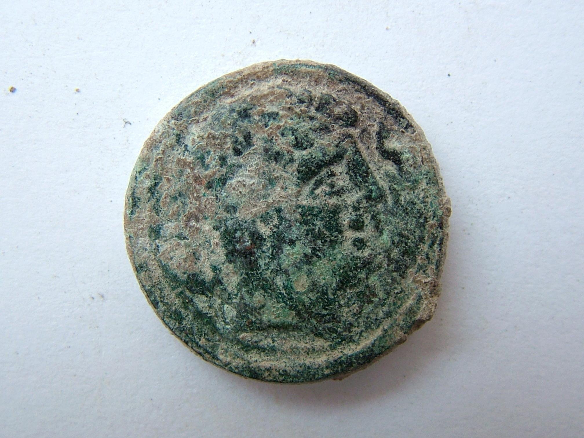 Imágenes a gran escala de pátinas y monedas falsas. Escalofriante (+18). 03_are10
