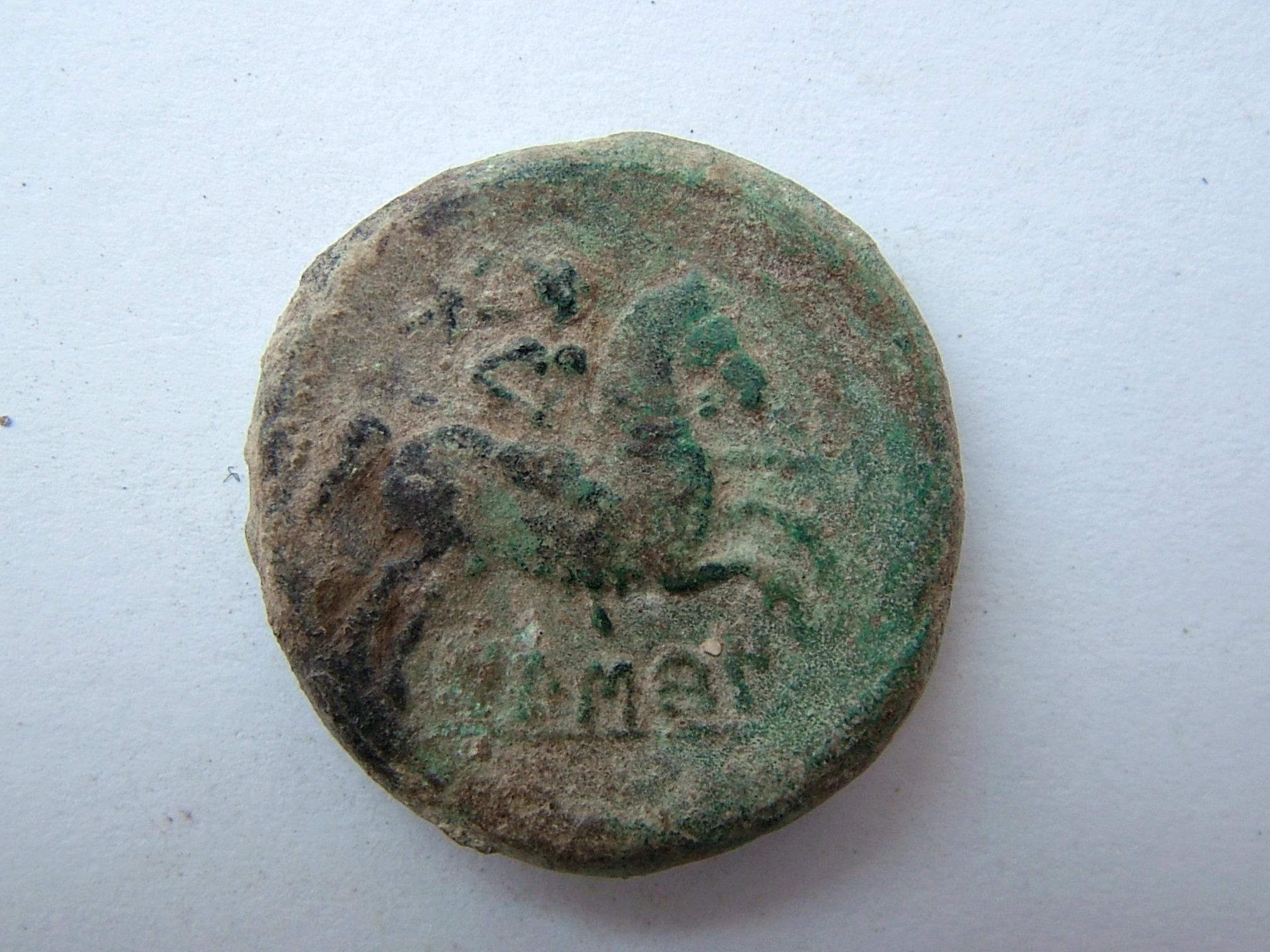 Imágenes a gran escala de pátinas y monedas falsas. Escalofriante (+18). 04_rev10
