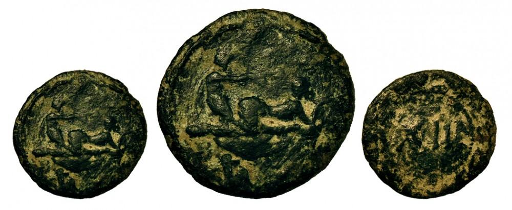 spintria - Spintria romana XII. 20047110
