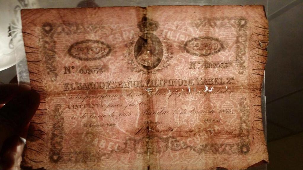 50 Pesos fuertes de Filipinas de Isabel II 2u43qy10