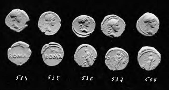 Cuadrante anónimo (81-161 d.C.) Roma / ROMA - Página 3 Sin_no12