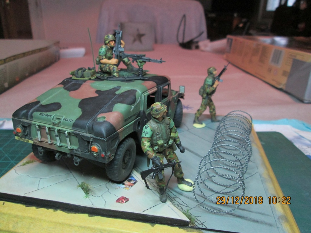 HMMWV M1025 - PROJET EN COURS - Page 2 Img_0021