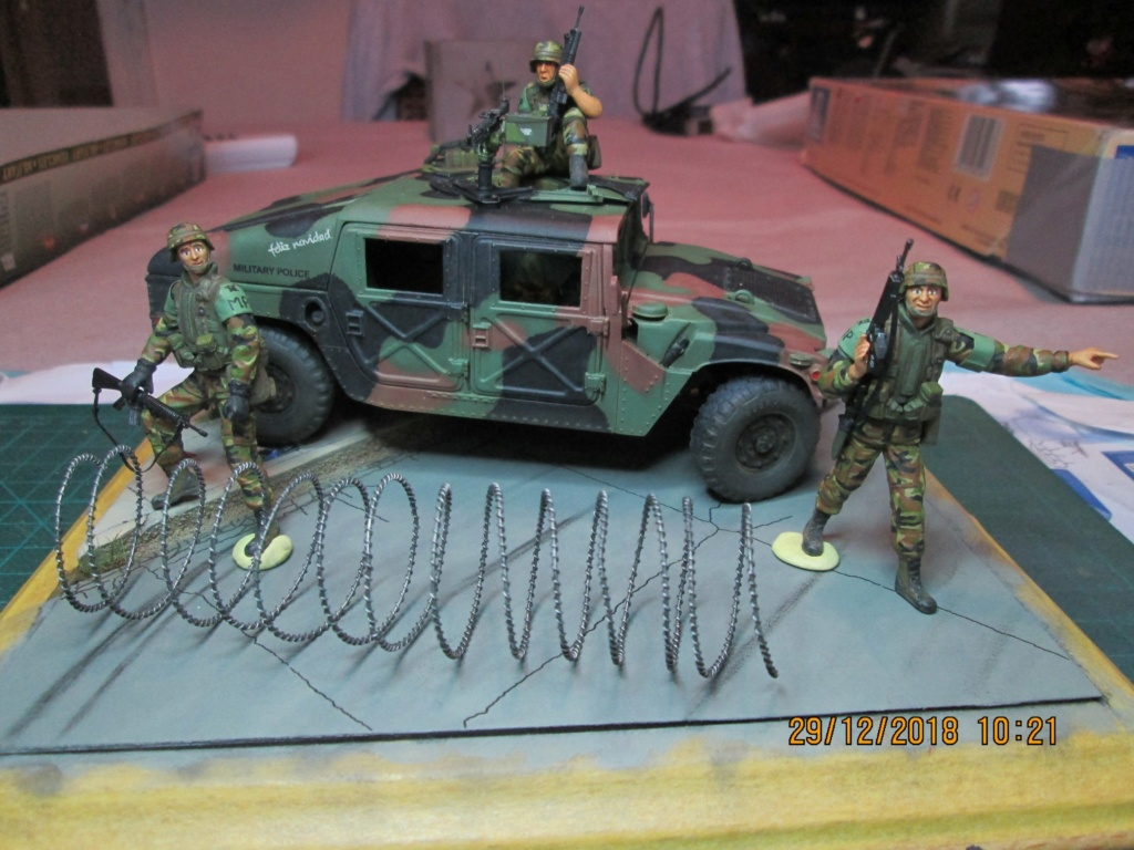 HMMWV M1025 - PROJET EN COURS - Page 2 Img_0023