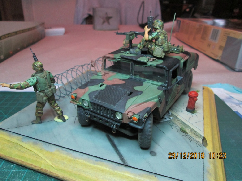 HMMWV M1025 - PROJET EN COURS - Page 2 Img_0024
