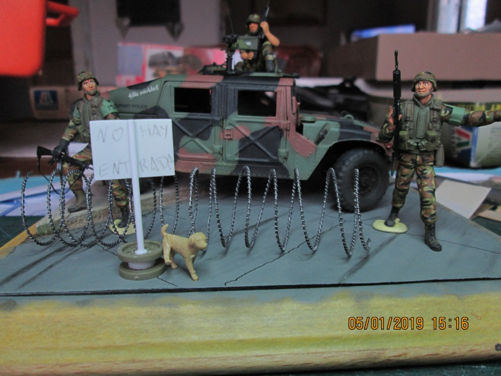 HMMWV M1025 - PROJET EN COURS - Page 2 Img_0025