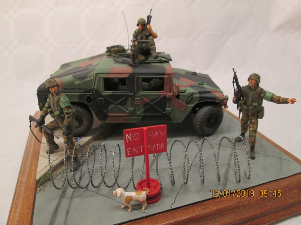 HMMWV M1025 - PROJET EN COURS - Page 2 Img_0026