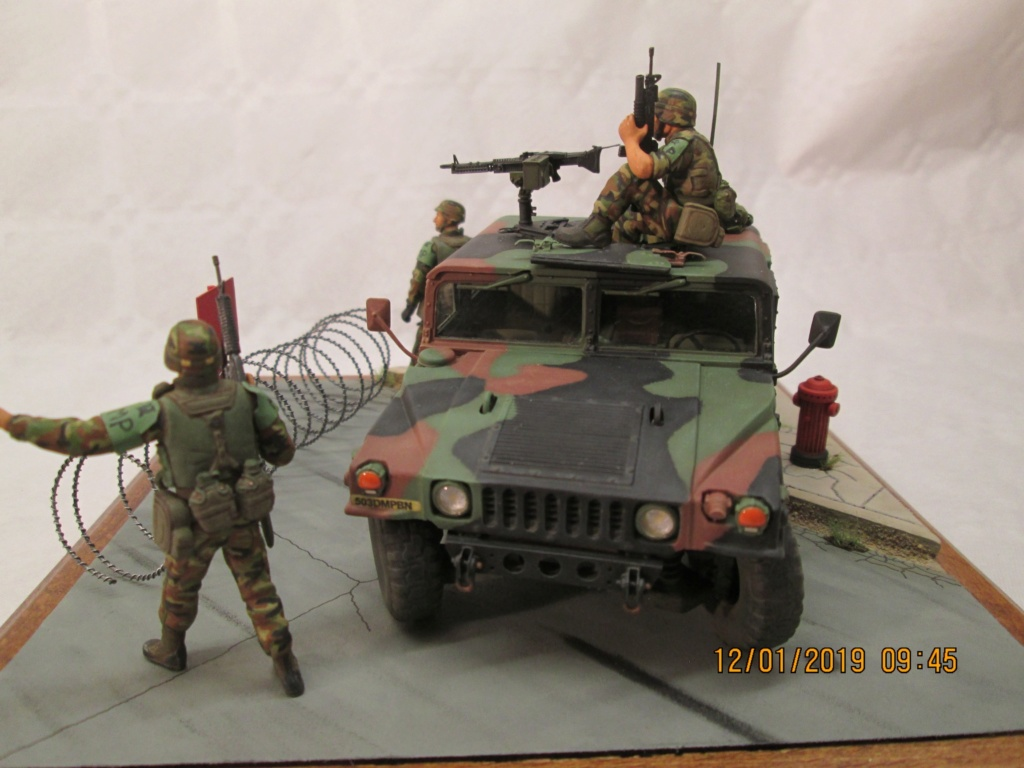 HMMWV M1025 - PROJET EN COURS - Page 2 Img_0027