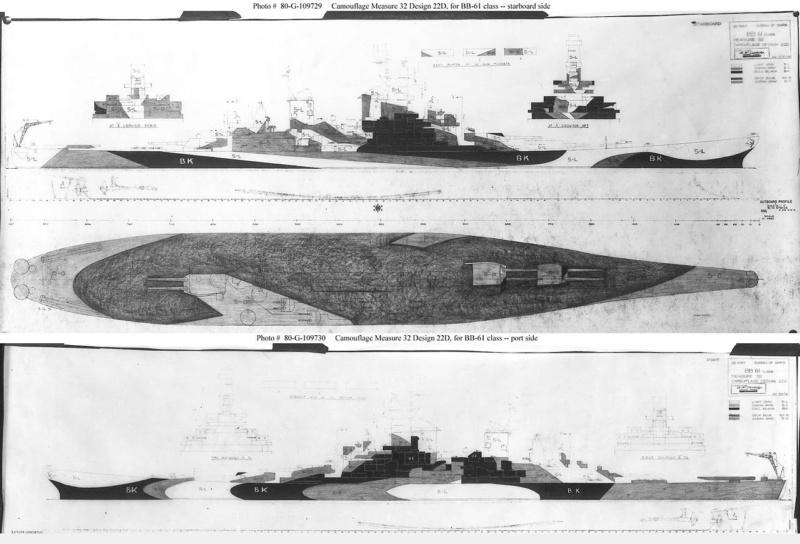 USS MISSOURI BB 63 - Trumpeter, 1/200 - Seite 2 1280px11