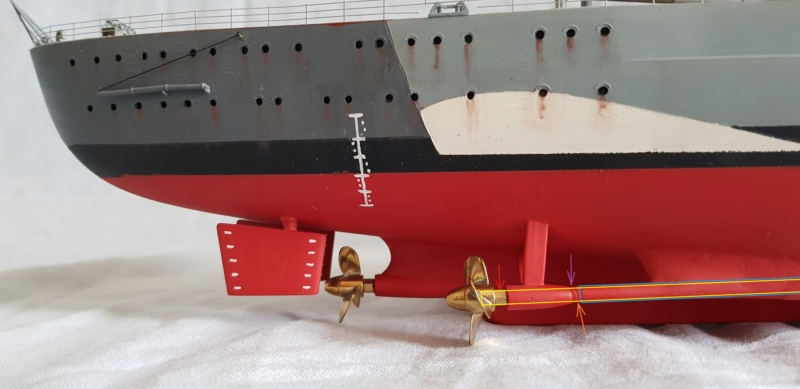 Fragen zu Trumpeter Bismarck 1:200 - RC Umbau ? - Seite 2 20190320