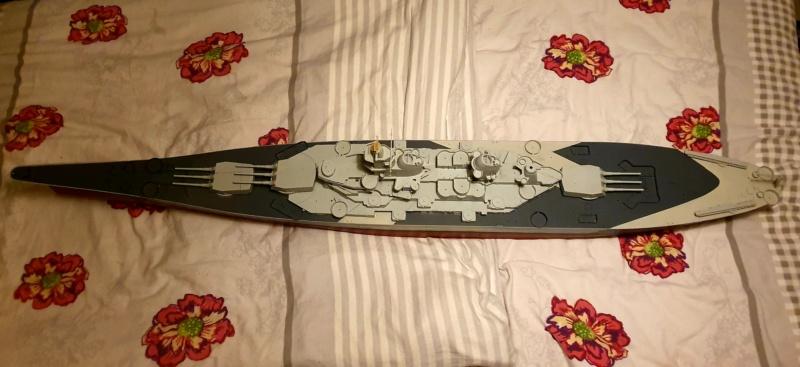 USS MISSOURI BB 63 - Trumpeter, 1/200 - Seite 2 20191092