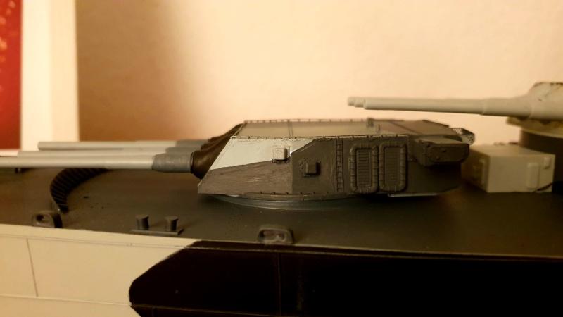USS MISSOURI BB 63 - Trumpeter, 1/200 - Seite 2 20191142
