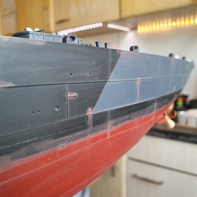 USS MISSOURI BB 63 - Thorsten's Baubericht - Seite 3 20191168