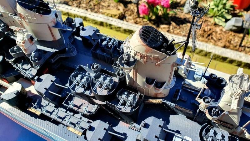 USS MISSOURI BB 63 - Trumpeter, 1/200 - Seite 4 20200100