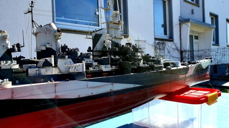USS MISSOURI BB 63 - Trumpeter, 1/200 - Seite 4 20200103
