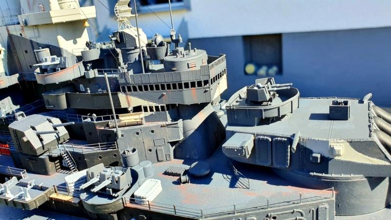 USS MISSOURI BB 63 - Trumpeter, 1/200 - Seite 4 20200109