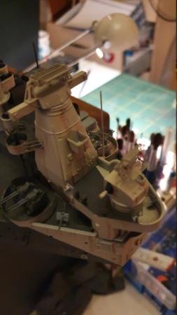 USS MISSOURI BB 63 - Thorsten's Baubericht - Seite 3 20200172