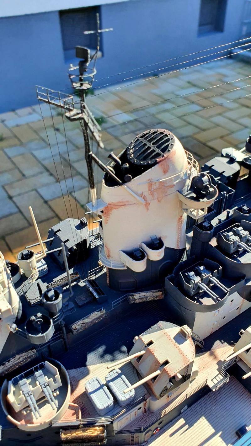 USS MISSOURI BB 63 - Trumpeter, 1/200 - Seite 4 20200189