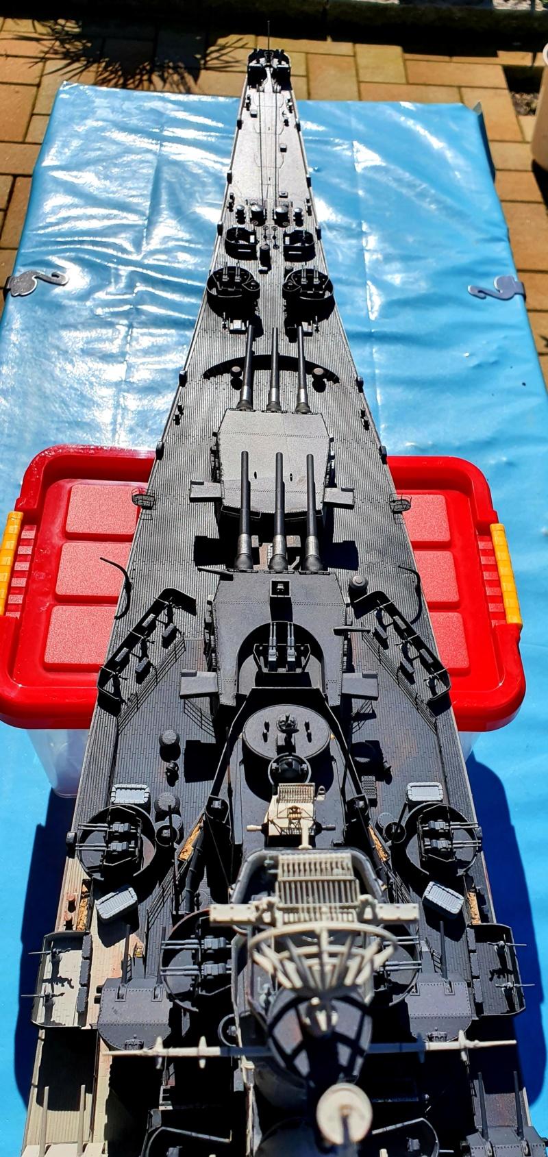 USS MISSOURI BB 63 - Trumpeter, 1/200 - Seite 4 20200190